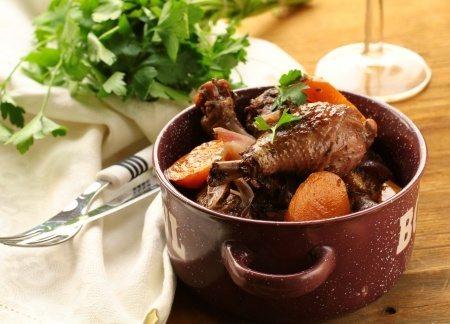 Rezept Coq au Vin de Bourgone