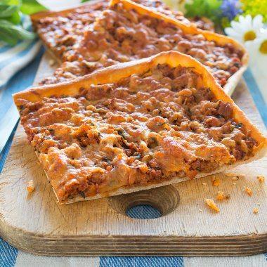 Italienischer Fleischkuchen