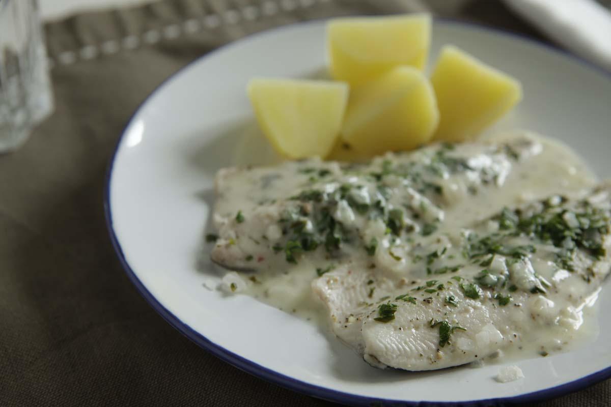 Rezept: Fisch nach Zuger Art – Egli, Forellen, Felchen