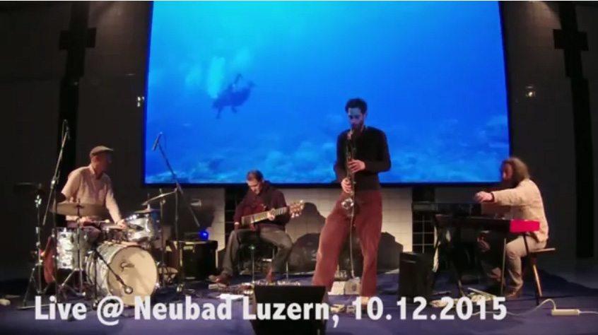 free impro jazz octopus live @ neubad