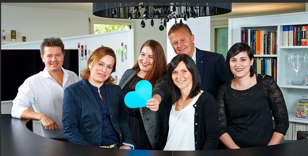 Das Team der Kobalt AG - der Werbeagentur aus Luzern