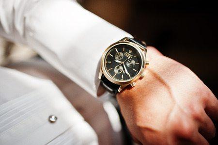 Uhr als Statussymbol: Rolex betreibt viel Marketing.