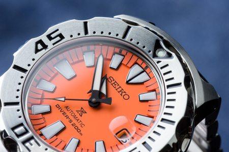 Seiko ist eine innovate Uhrenmarke. Man kriegt viel Uhr fürs Geld.