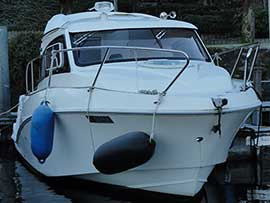 Das Bootfahrschule Boot: Ein Quicksilver Weekend