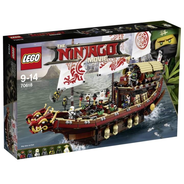 lego ninjago ninja-flussegler 70618 privat verkauf