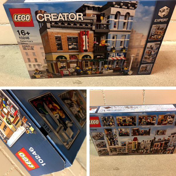 lego set kaufen privat detektiv büro 10246 neu ovp