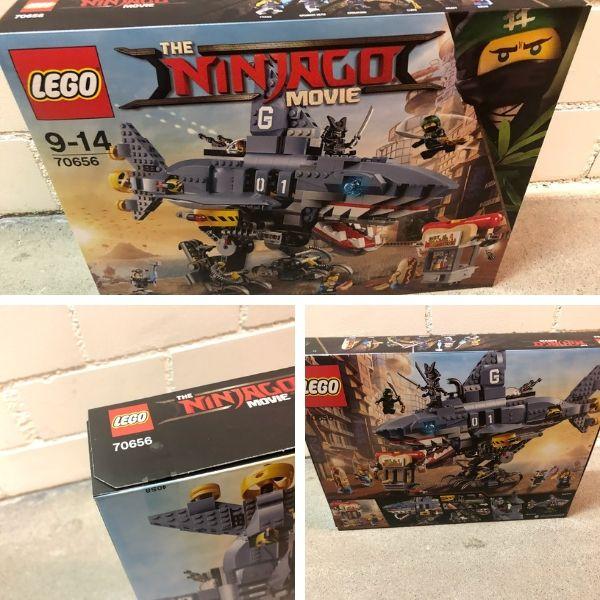 lego set privat zu verkaufen garmadon 70656 neu ovp