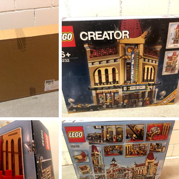 lego set zu verkaufen creator palace cinema 10232 modular building neu ovp