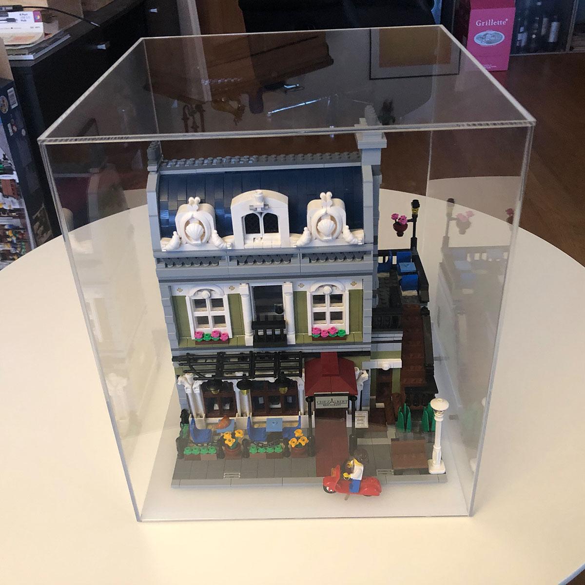 lego vitrine plexiglas schaukasten